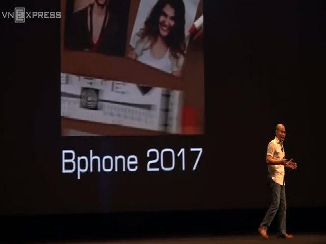 Những khoảnh khắc ấn tượng tại lễ ra mắt Bphone 2017