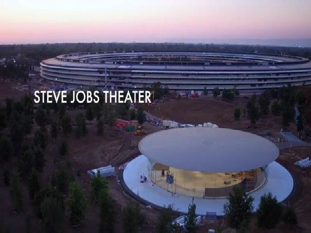 iPhone 8 sẽ ra mắt ở nơi tưởng nhớ về Steve Jobs