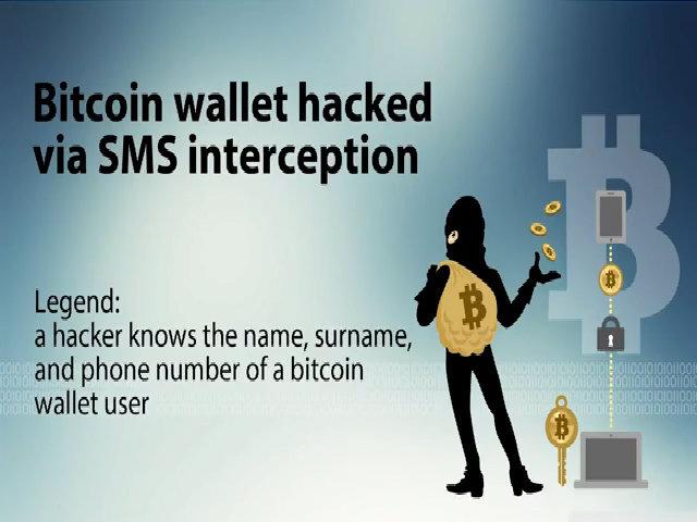 Tiền điện tử Bitcoin trước nguy cơ bị hacker đánh cắp