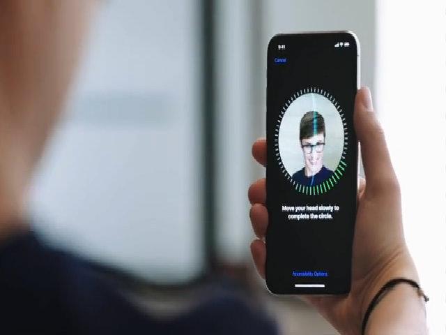 Face ID và Apple Pay