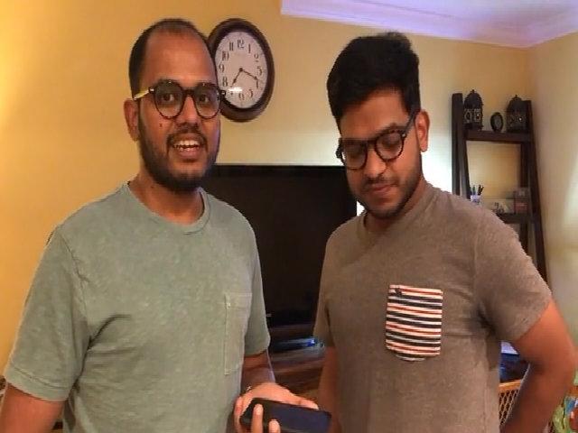 FaceID trên iPhone X nhận nhầm mặt của hai anh em