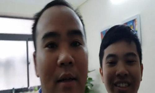 Face ID lại bị qua mặt bởi hai anh em người Việt