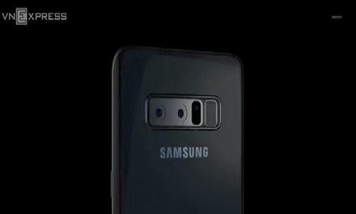 Đánh giá điện thoại Samsung note 8