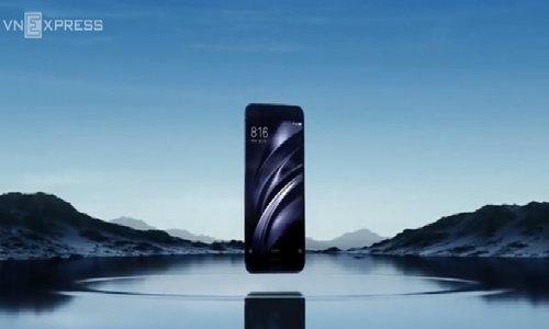 Đánh giá điện thoại Xiaomy Mi 6