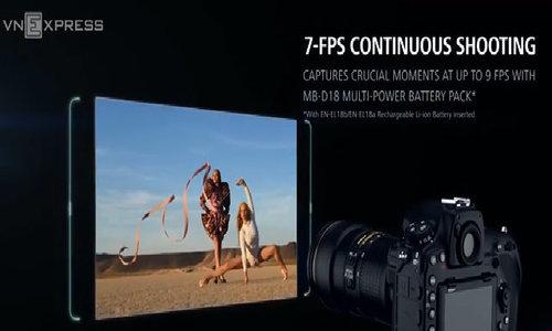 Đánh giá máy ảnh Nikon D850