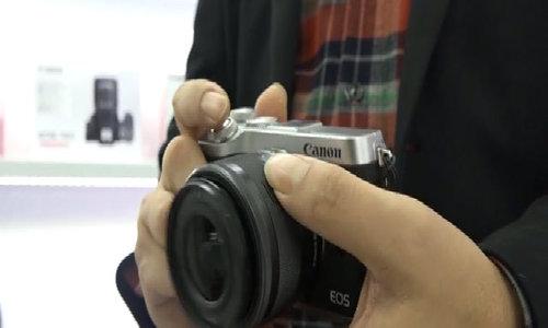 Đánh giá máy ảnh Canon M6 (anh Bình)