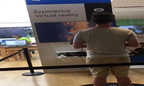 Tai nạn chết người khi chơi game thực tế ảo