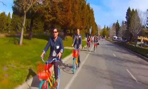Google bị mất trộm 250 xe đạp mỗi tuần