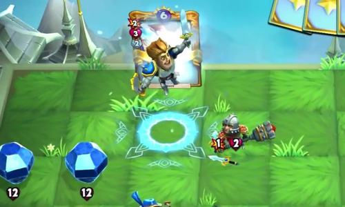 Hero Academy 2 (Android - iOS)