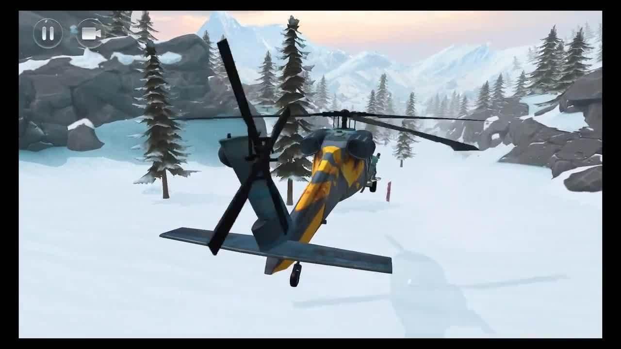 Peak Rider Snowbroading (iOS)