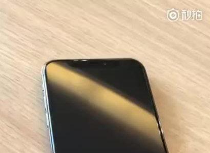 Video dùng thử được cho là iPhone X SE màn hình tràn viền