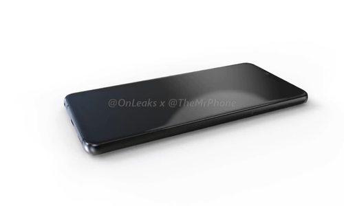 Smartphone màn hình 'tai thỏ' tràn viền của LG lộ diện