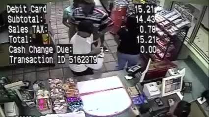 Máy ATM bị đặt bộ đánh cắp tiền chỉ trong 3 giây