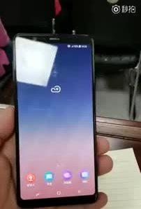 Video thực tế Galaxy S9 mini có camera kép như iPhone X