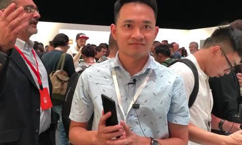 Trên tay Xiaomi Mi A2 giá 6 triệu đồng