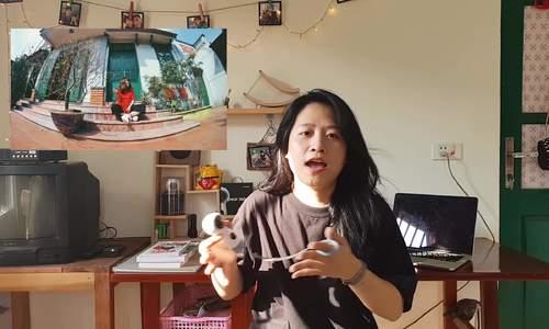Samsung Gear 360 - món đồ công nghệ thời trang cho các bạn nữ