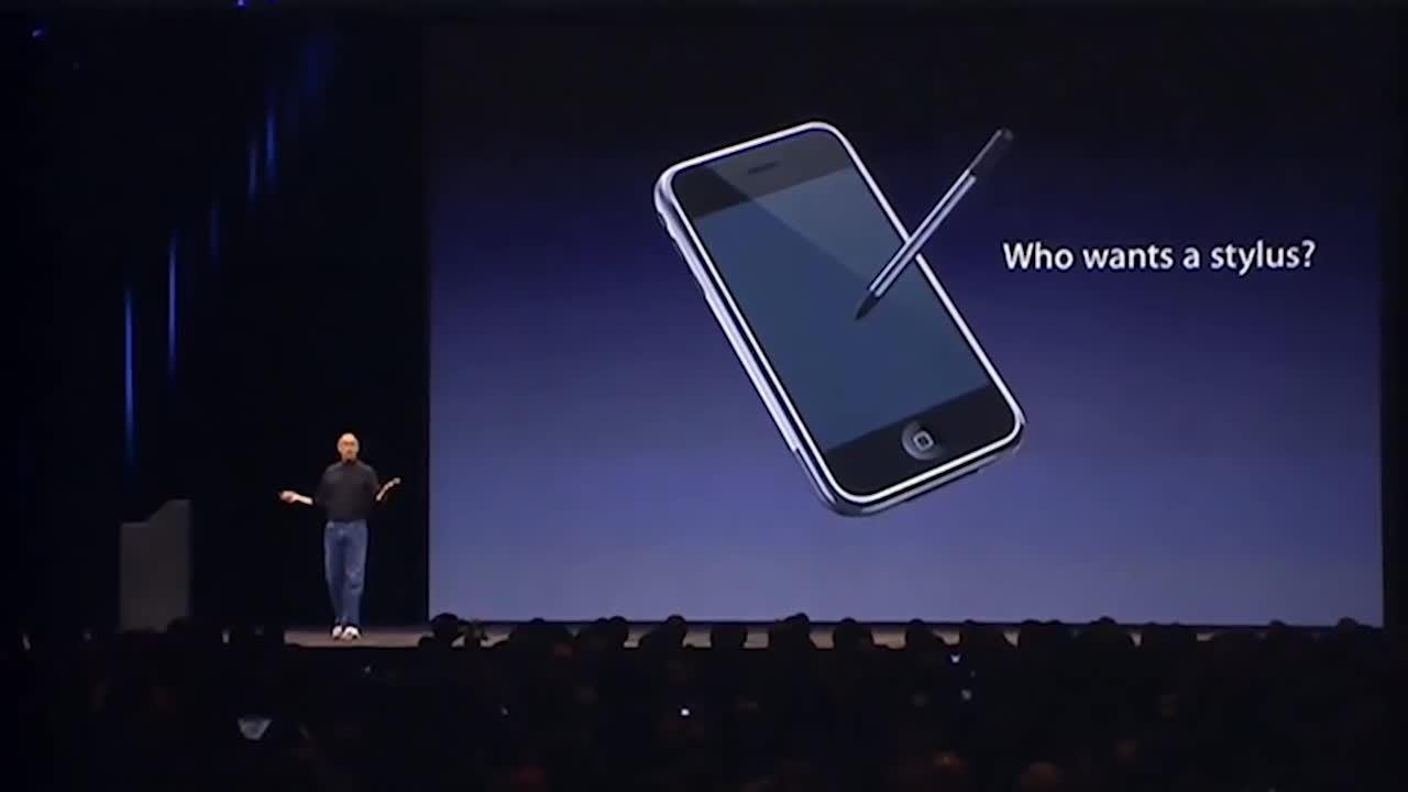 Nếu iPhone có bút, Apple biến mình thành bản sao của Samsung