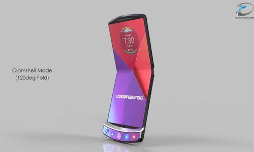 Motorola RAZR có thể tái sinh dưới dạng màn hình gập