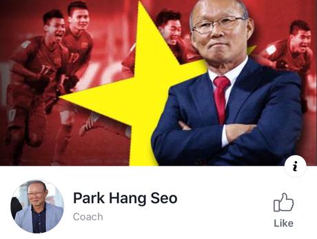 HLV Park Hang-seo thừa nhận không biết dùng Facebook, thư điện tử
