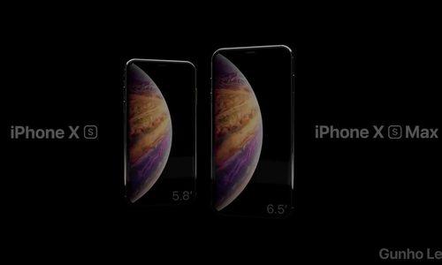 Chân dung iPhone Xs và Xs Max với màu vàng mới