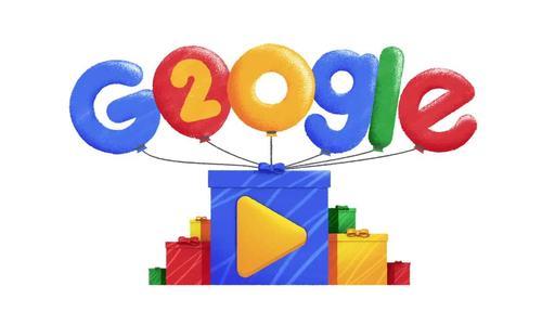 Google đánh dấu 20 năm xuất hiện