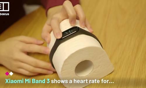 Trào lưu đo nhịp tim cho cuộn giấy vệ sinh ở Trung Quốc