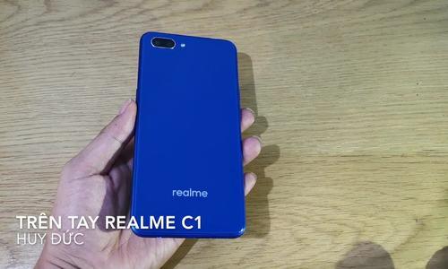Trên tay Realme C1