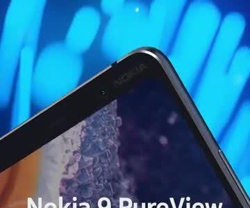 Lộ video quảng cáo Nokia 9 PureView với 5 camera sau