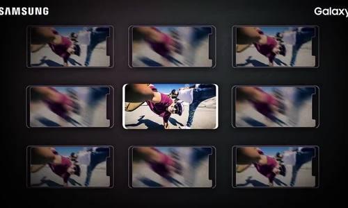 Tính năng quay video 4K trên Galaxy S10