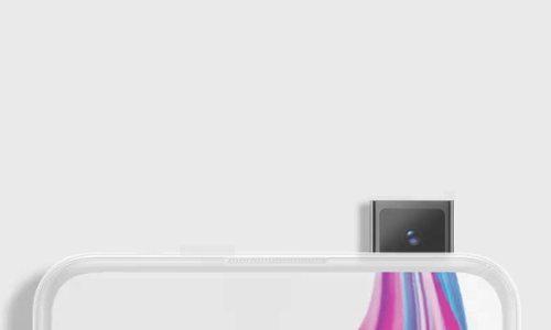 Vivo hé lộ smartphone màn hình tràn viền, camera 48 'çhấm'