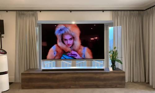 Video thực tế LG OLED Z9 88 inch