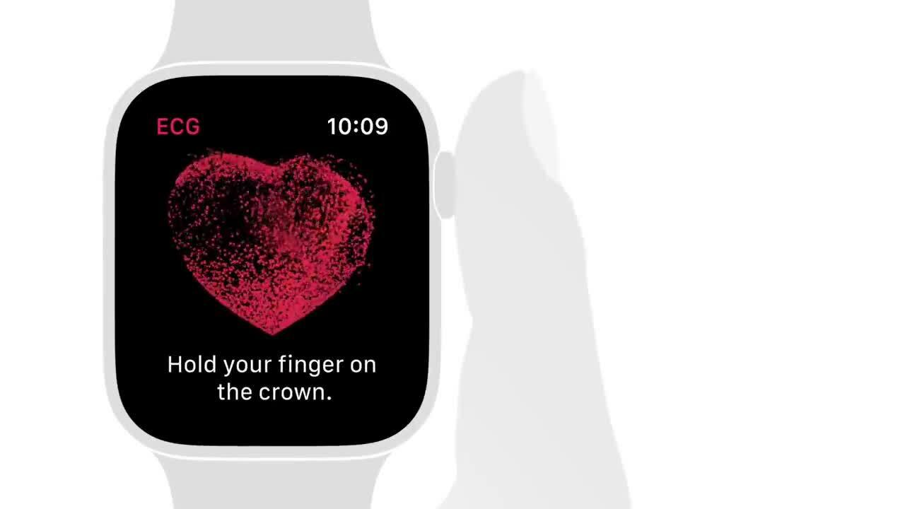 Apple Watch có cập nhật phần mềm mới