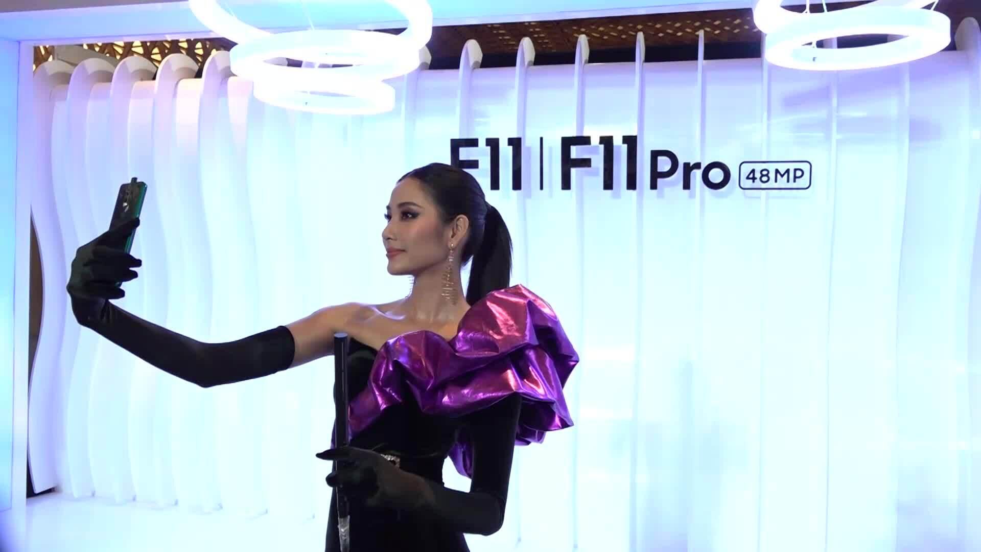 Lý do sao Việt ưa chuộng camera trên Oppo F11 Pro