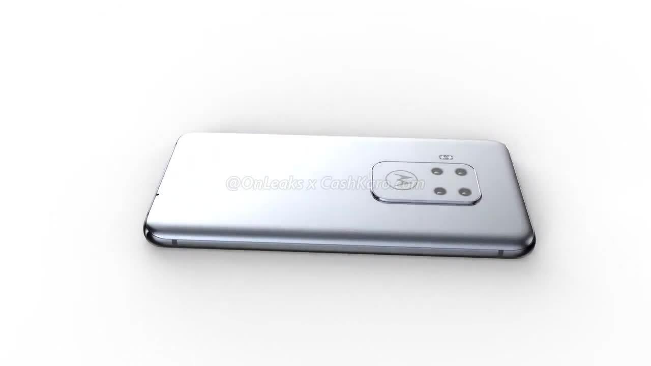 Motorola sắp ra smartphone có tới 4 camera sau