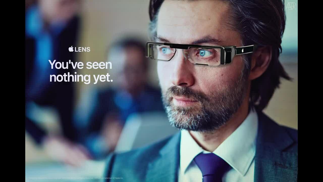 Kính thực tế ảo Apple Lens sẽ trông thế nào