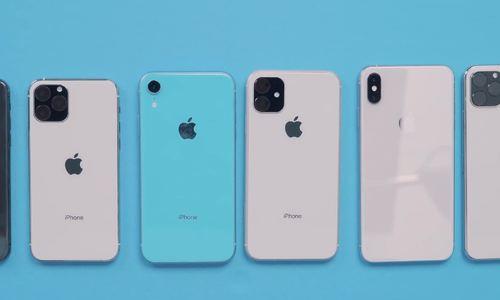Lộ diện thiết kế iPhone 11 từ mô hình