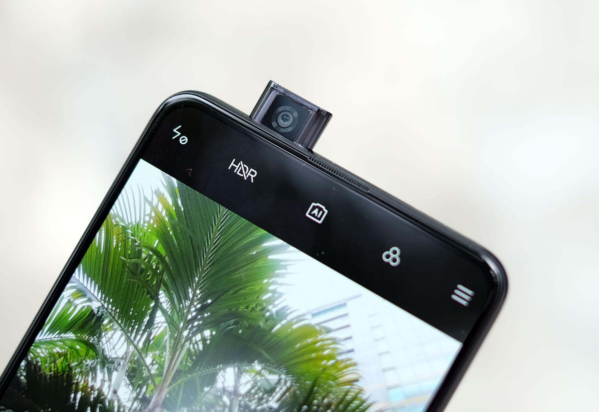 Dùng thử camera 'thò thụt' trên Xiaomi Mi 9T