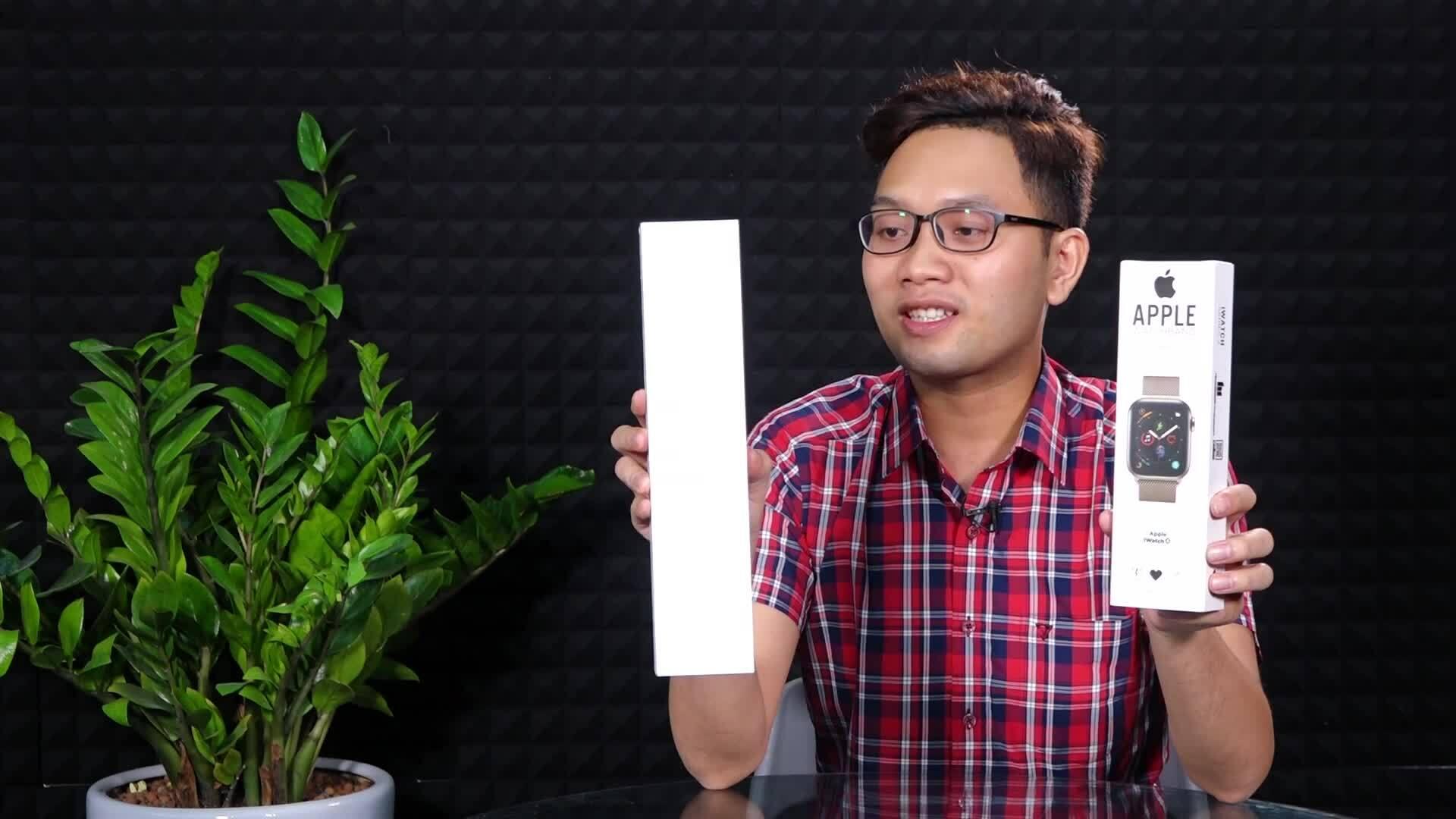 Thực hư chiêu lừa bán Apple Watch 'nhái' giá 390.000 đồng