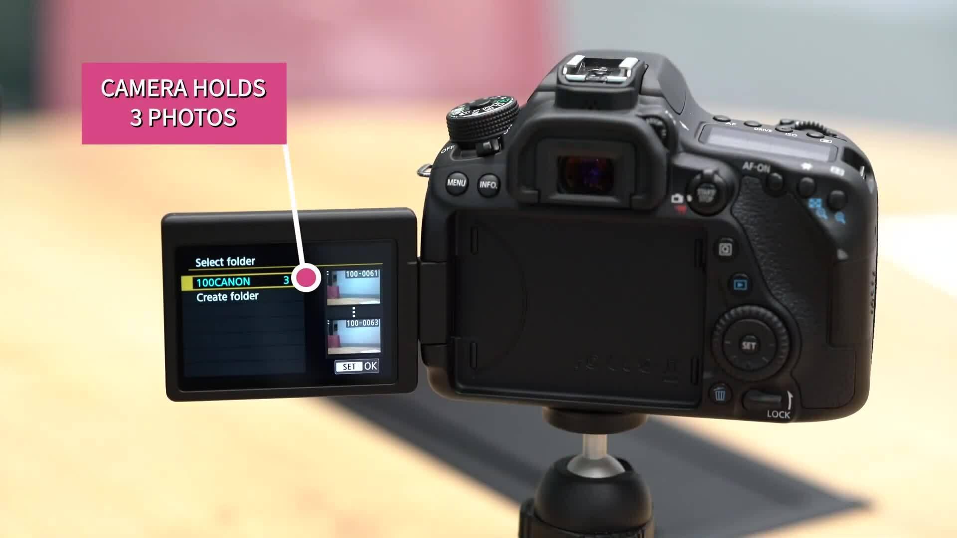 Ransomware dễ dàng cài đặt trên máy ảnh DSLR
