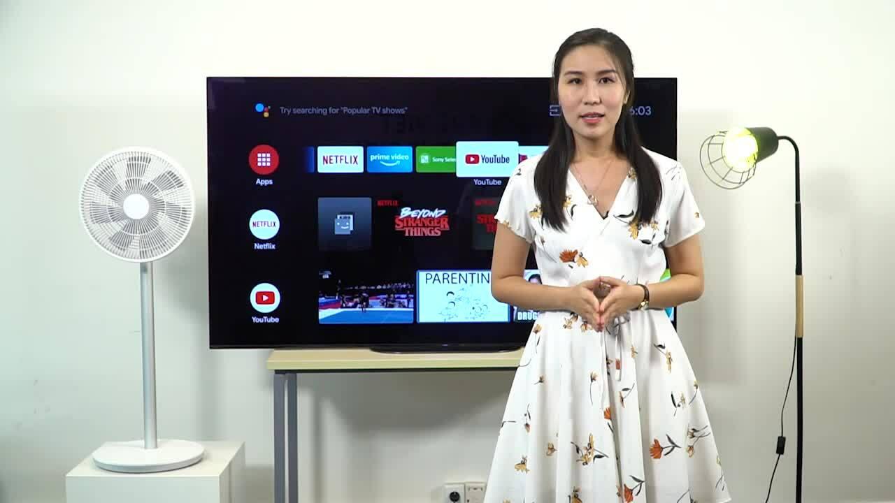 Trải nghiệm trợ lý ảo tiếng Việt trên TV Sony