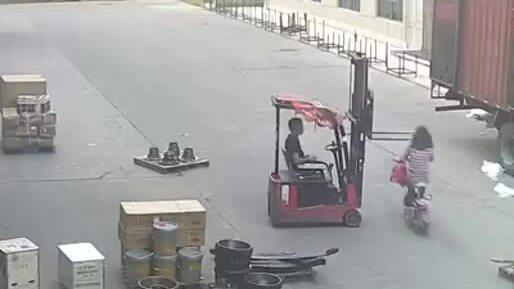 Gặp tai nạn vì thiếu quan sát