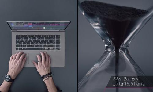 """Laptop LG gram 17"""" siêu nhẹ với bộ xử lý Intel® Core™ i7"""