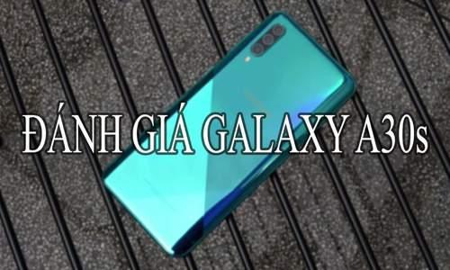 Đánh giá Samsung Galaxy A30s
