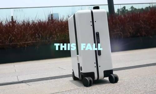 Vali tự hành kiêm xe di chuyển