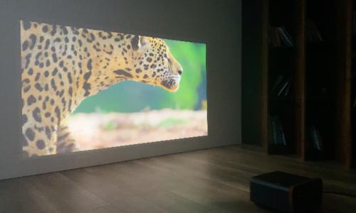 Trải nghiệm máy chiếu LED ViewSonic X10-4K