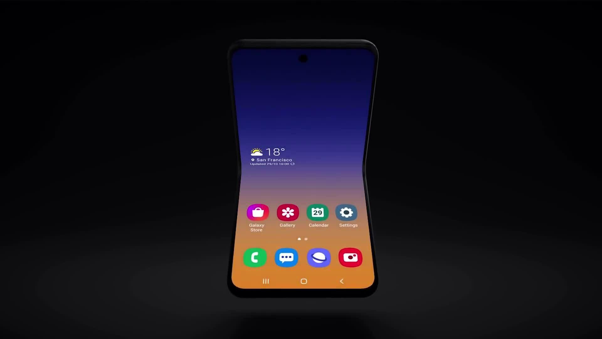 Rò rỉ ngày ra mắt Galaxy Fold 2