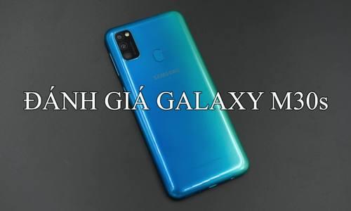 Đánh giá Samsung Galaxy M30s