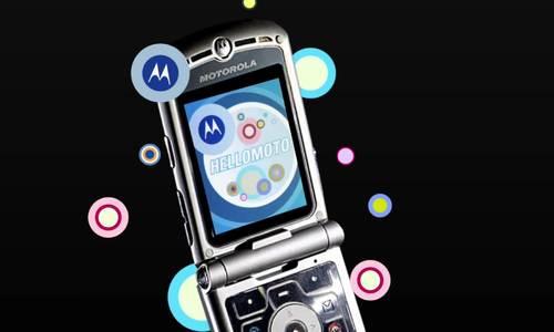Motorola Razr 2019 - biểu tượng trở lại