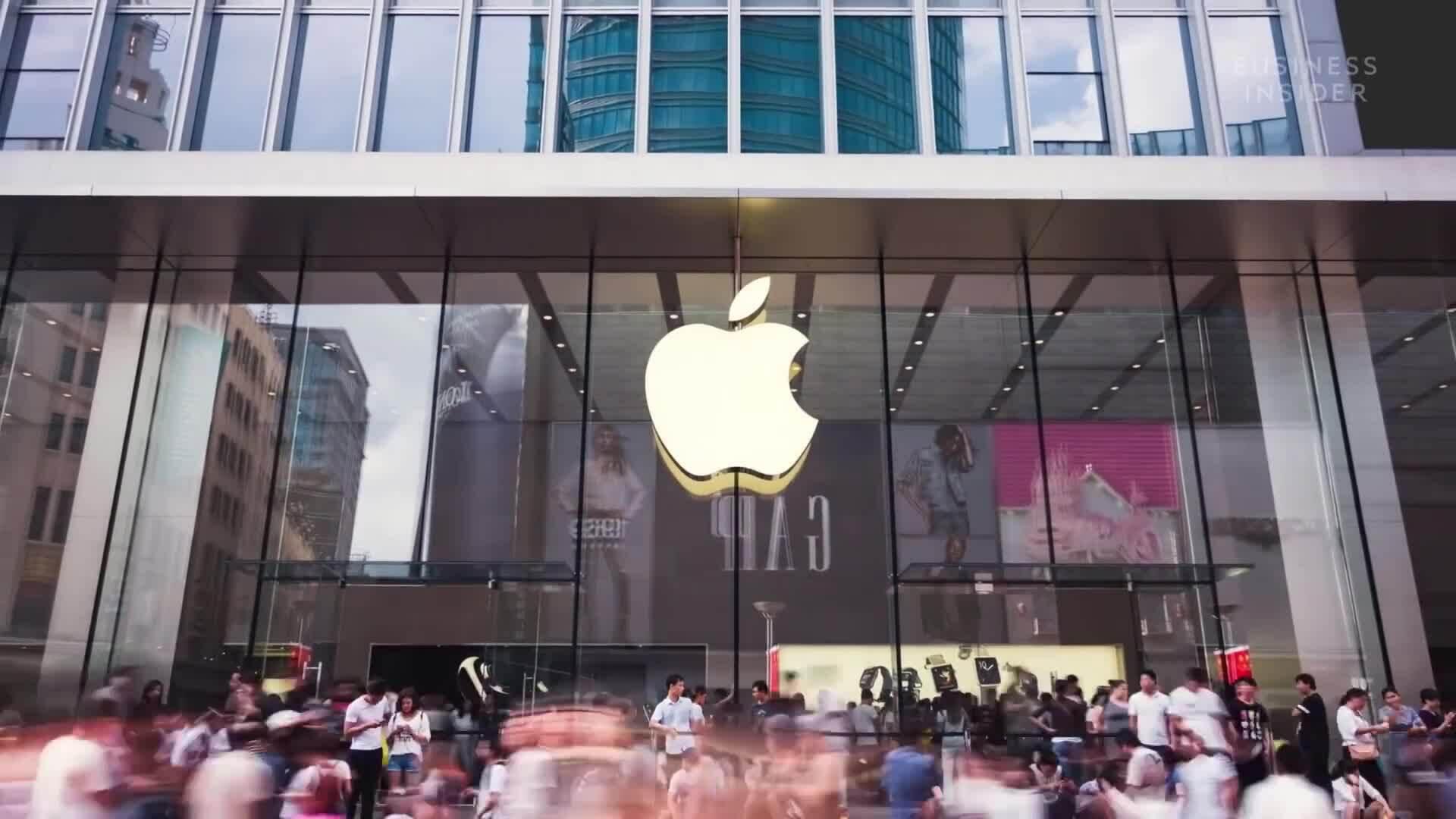 Vì sao sản phẩm của Apple ngày càng đắt đỏ