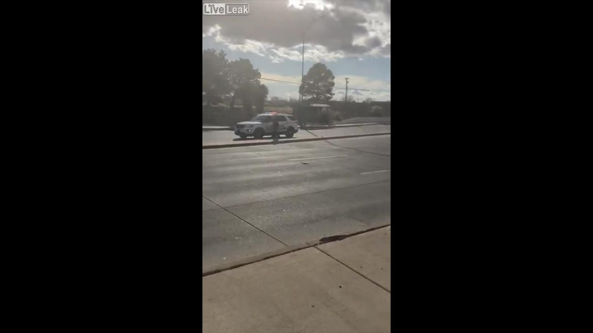 Cô gái cướp xe cảnh sát 9